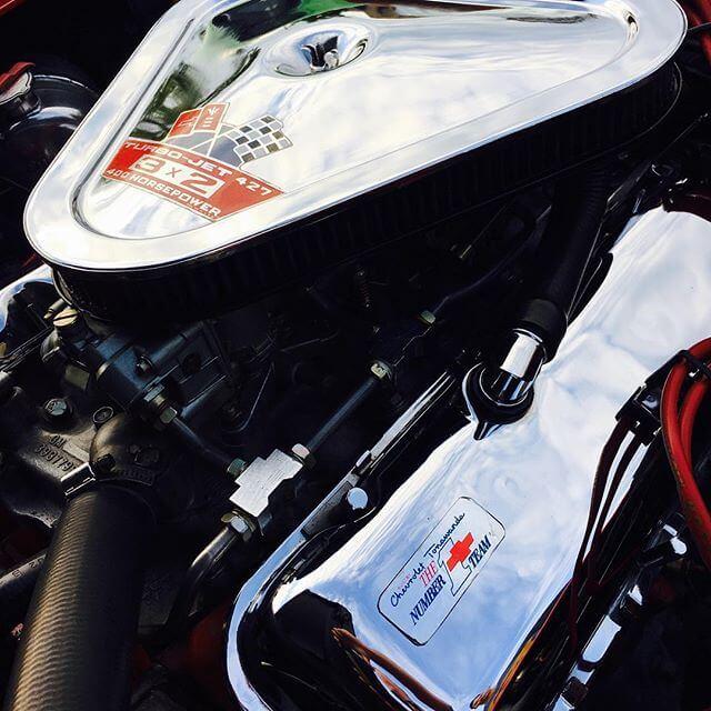 427 BBC #riffsgarage #corvette #427